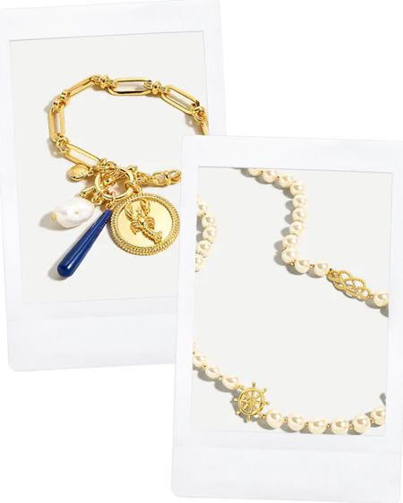 Just ordered this bracelet and necklace for under $10!!! Use the code Shopsale! 💙 http://liketk.it/3h5Lm #liketkit @liketoknow.it