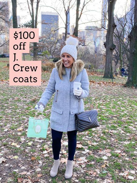 J. Crew coats on sale   #LTKGiftGuide #LTKsalealert #LTKSeasonal