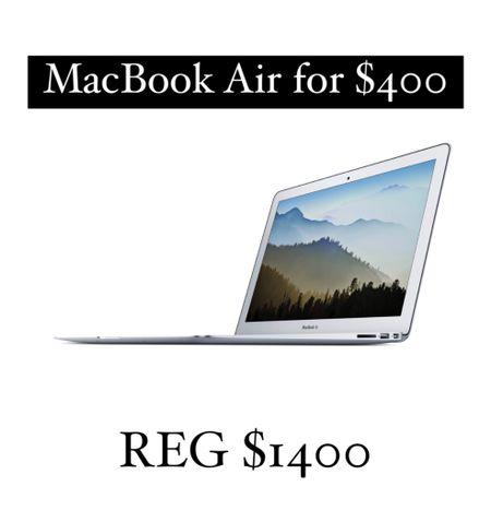 MacBook Air on sale!   #LTKGifts #LTKSale #LTKtravel