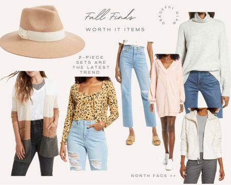 "Nordstrom Anniversary Sale 2021 My ""worth it"" Fall fashion finds.   See all my ""worth it"" picks on www.GracefulGlamByDanielle.com 💛   #liketkit  @liketoknow.it #LTKsalealert #LTKstyletip #LTKunder100 http://liketk.it/3jT69"