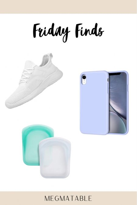 Amazon finds under $30!! http://liketk.it/3dG4A #liketkit @liketoknow.it #LTKunder50 #LTKtravel #LTKsalealert  - All white sneakers are comfortable, slip ons, and cute - Phone case comes in a bunch of colors and truly protects your phone! I love that the case doesn't chip and always looks brand new.  - Purse pouches are perfect for headphone, badges, chapstick, & other small items to keep them organized and easy to find!