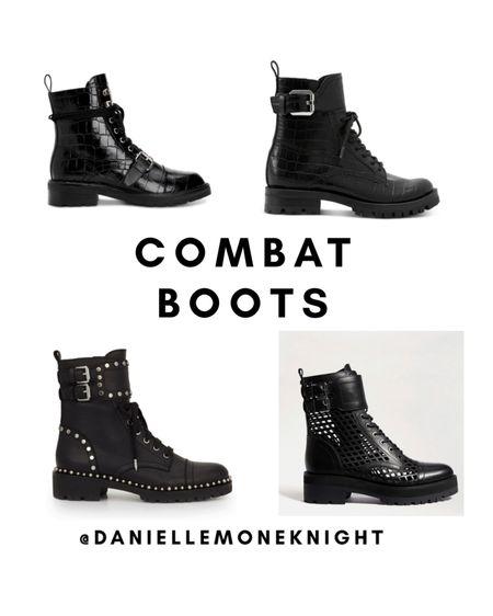 Combats boots for Fall!!! #liketkit @liketoknow.it http://liketk.it/2UHXG