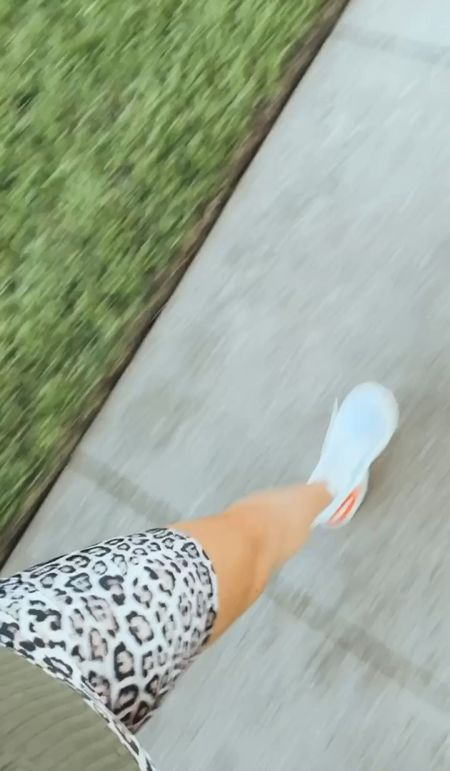 never owned any biker shorts until I discovered these🐆 & price is perfect too!   so many color options too & I own almost all of them they're just that good🤷🏽♀️  + also linked my fav: tank for workout or whenever (comes in tons of colors too), sports bra, sneakers & leggings version of my shorts as well!    Shop my daily looks by following me on the LIKEtoKNOW.it shopping app @liketoknow.it http://liketk.it/3hVaI #liketkit     #LTKunder100 #LTKunder50 #LTKworkwear