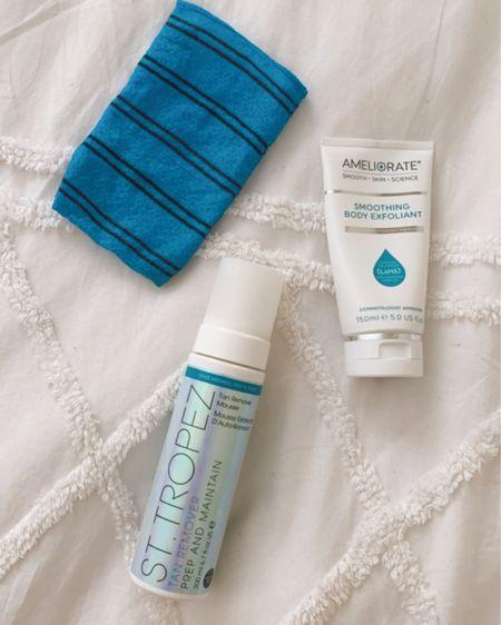 Tan removing essentials #LTKbeauty http://liketk.it/3flaB #liketkit @liketoknow.it
