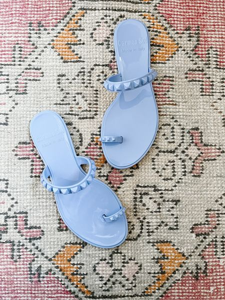 These just in via @carmensol (gifted) adore this baby blue color!