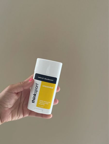 Great natural unscented deodorant!   #LTKunder50 #LTKbeauty