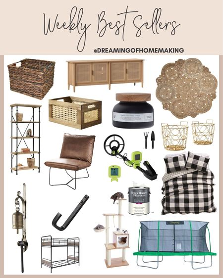 Weekly best sellers!!  Dreaming of Homemaking | #DreamingofHomemaking   #liketkit #LTKunder50 #LTKhome #LTKunder100