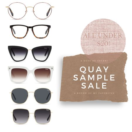 Quay sale alert!! Would make great Christmas presents! http://liketk.it/33s3D #liketkit @liketoknow.it #LTKgiftspo #LTKsalealert #LTKbeauty