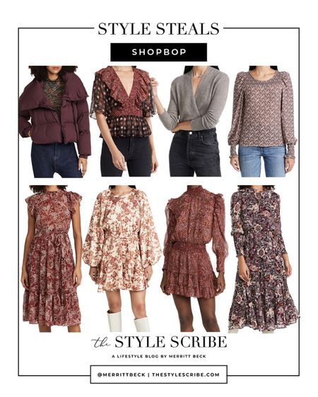 The Shopbop Style Event is on! Use code STYLE at checkout for a discount on orders $200+ 🙌🏼 Sharing my favorite sale styles for fall + additional finds   #LTKsalealert #LTKSeasonal