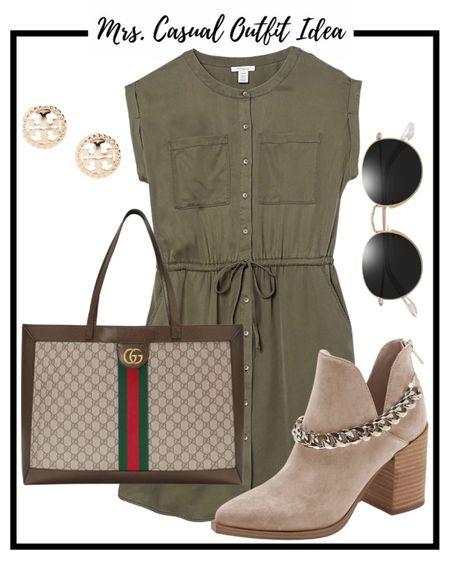 Workwear fall teacher outfit idea   #LTKunder100 #LTKunder50 #LTKsalealert