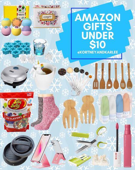 Amazon Gifts Under $10!  Amazon stocking stuffers | stocking stuffers from amazon | under $10 gifts | under $10 stocking stuffers | stocking stuffers under $10 | amazon prime stocking stuffers under $10 | girly stocking stuffers | amazon prime stocking stuffers | stocking stuffer ideas | stocking stuffers amazon prime | amazon prime gift ideas | amazon stocking ideas | amazon gift ideas | amazon gift guide | amazon gift guide for her | Amazon finds | amazon girly things | amazon beauty | amazon home finds | amazon self care | amazon beauty favorites | amazon fashion favorites | amazon must haves | amazon best sellers | amazon fall finds | amazon fall favorites | fall favorites | amazon fall essentials | amazon fall must haves | amazon travel favorites | amazon travel finds | amazon travel must haves | amazon winter finds | amazon winter favorites | winter favorites | amazon winter essentials | amazon winter must haves | amazon gift guide | amazon gift ideas | gift guide amazon | holiday gift guide | amazon gifts | gift ideas from amazon | gift guide from amazon | amazon fall decor | amazon fall home decor | amazon winter decor | amazon winter home decor | amazon fall things | amazon winter things | amazon Christmas decor | amazon Thanksgiving decor | amazon Halloween decor | amazon Christmas gifts | amazon Christmas gift guide | amazon Christmas gift ideas | amazon vacay favorites | amazon vacation favorites | Kortney and Karlee | #kortneyandkarlee #LTKGifts @liketoknow.it #liketkit  #LTKunder50 #LTKunder100 #LTKsalealert #LTKstyletip #LTKshoecrush #LTKSeasonal #LTKtravel #LTKswim #LTKbeauty #LTKhome #LTKGiftGuide #LTKHoliday