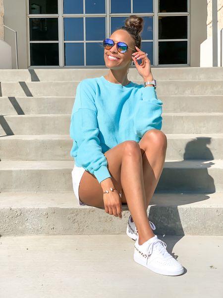 Favorite Nike sneaks! Sized down half a size   #LTKunder50 #LTKfit #LTKstyletip