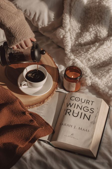 The coziest setup for a faerie story known and loved 📖 http://liketk.it/37HiN @liketoknow.it #liketkit #StayHomeWithLTK #LTKhome #LTKunder50