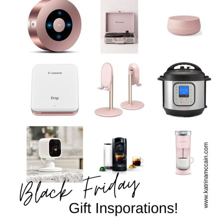 Needing some super cute + super quick gift ideas??? Look no further! Enjoy Black Friday deals on tech items just for her! | Gifts for Her| Christmas Gifts | Pink Trch Items http://liketk.it/32Hke #liketkit @liketoknow.it #LTKgiftspo #LTKhome #LTKsalealert @liketoknow.it.home @liketoknow.it.family Shop your screenshot of this pic with the LIKEtoKNOW.it shopping app
