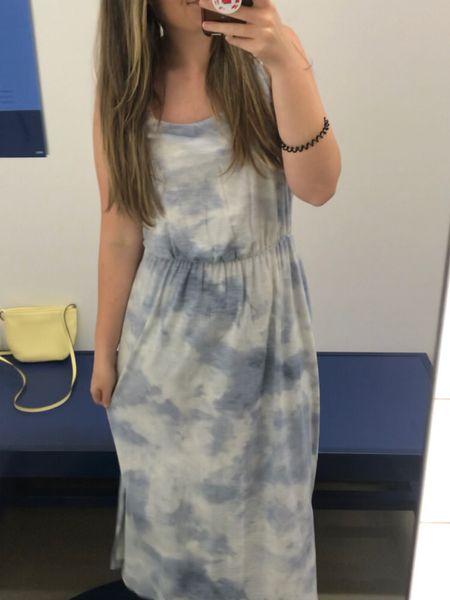 Tie dye camo dress under $20!  http://liketk.it/3jJEr #liketkit @liketoknow.it #LTKunder50 #LTKsalealert #LTKstyletip