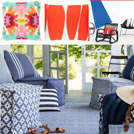 Memorial Day Sale—these elegant outdoor pillows are 30% off and they will elevate your backyard seating with a touch of indoor sophistication.   #LTKhome #LTKsalealert