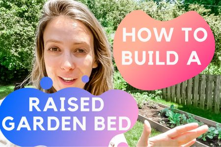 How to build a raised garden at home easy steps and tools. http://liketk.it/2QKAl #liketkit @liketoknow.it #LTKhome #StayHomeWithLTK #LTKfamily