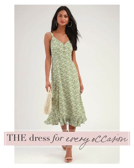This best selling dress is right for every occasion this summer!   #LTKstyletip #LTKwedding #LTKSeasonal