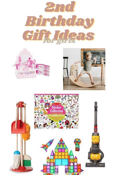 Toddler birthday gift ideas!    http://liketk.it/3f21j #liketkit @liketoknow.it #LTKfamily #LTKkids  #melissaanddoug #splashpad #dyson #kidstoys #stickers #giftideas #balanceboard
