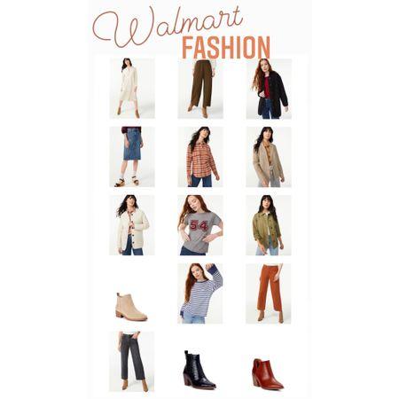 I'm set for fall, y'all! #ad #WalmartFashion #LTKFASHION   #LTKSeasonal #LTKunder50 #LTKworkwear