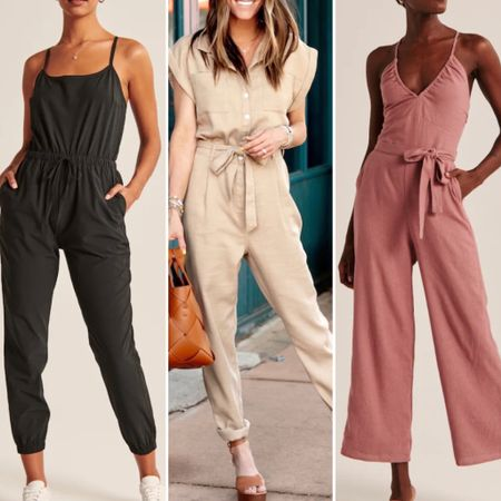 All the jumpsuits from @abercrombie  Active, dressy and casual jumpsuits and utility suits    You can instantly shop all of my looks by following me on the LIKEtoKNOW.it shopping app http://liketk.it/3hvOL  #liketkit / @liketoknow.it #abercrombie #abercrombiejumpsuits #abercrombiesummer2021  #abercrombie2021 #abercrombiespring  #utilitysuit #shortsromper #abercrombieshortsromper #activeromper #beachvacation #onepiece #weddingguestoutfit #babyshoweroutfit #dressyjumpsuits #summerstyle #summer2021 #ltkday
