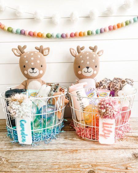 Easter basket for the kiddos!  http://liketk.it/3aO3A @liketoknow.it @liketoknow.it.home @liketoknow.it.family #liketkit #LTKfamily #LTKkids #LTKSpringSale