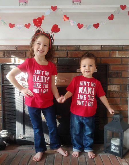 Celebrating the month of love ❤  #LTKfamily #LTKkids #LTKVDay