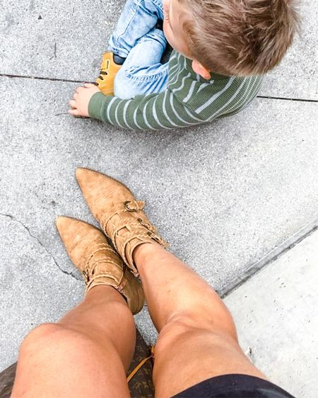 Number one question in my DMs this week...where are your boots from?! Here ya go ❤️  http://liketk.it/2Z7pr #liketkit @liketoknow.it #LTKstyletip #LTKshoecrush #StayHomeWithLTK