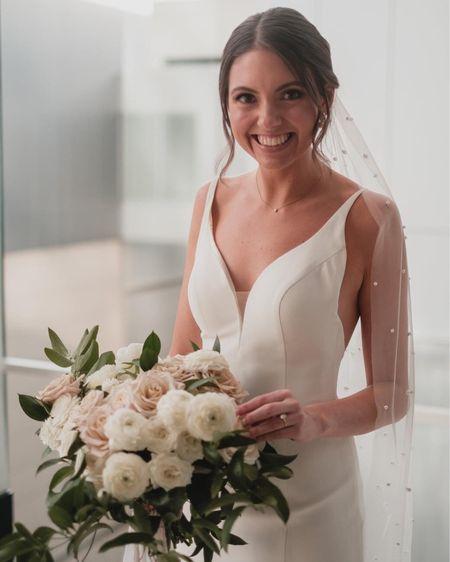 My bridal veil, shoes & accessories ✨ All with pearl elements & details.    http://liketk.it/37WFv #liketkit @liketoknow.it #bridal #bride #wedding #weddingattire #weddingaccessories #weddingveil #neutralwedding #weddingshoes #bridalaccessories #pearlearrings #pearlwedding #pearlaccessories http://liketk.it/37WFv #pearlweddingaccessories #winterwedding