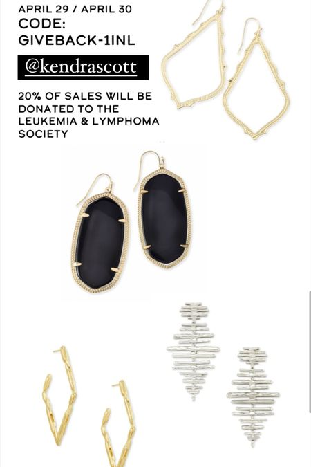 Use code GIVEBACK-1INL and 20% of sales will be donated to the leukemia and lymphoma society! http://liketk.it/3ea3I @liketoknow.it #liketkit  #LTKunder100 Download the LIKEtoKNOW.it shopping app to shop this pic via screenshot