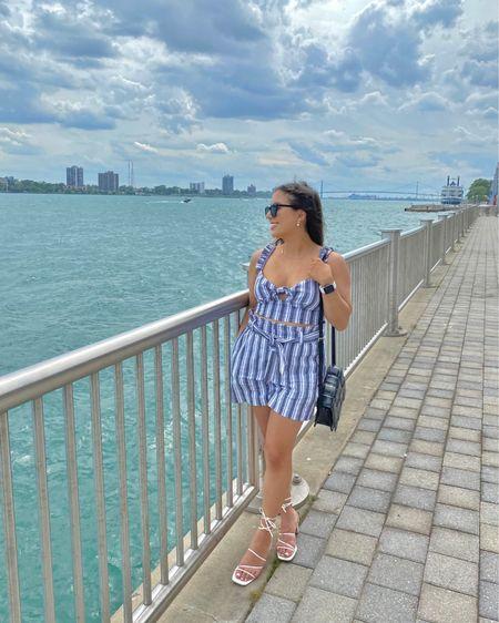 Express summer / beach outfit    http://liketk.it/3fZSb #liketkit #LTKfit #LTKstyletip #LTKunder100 #LTKSeasonal @liketoknow.it