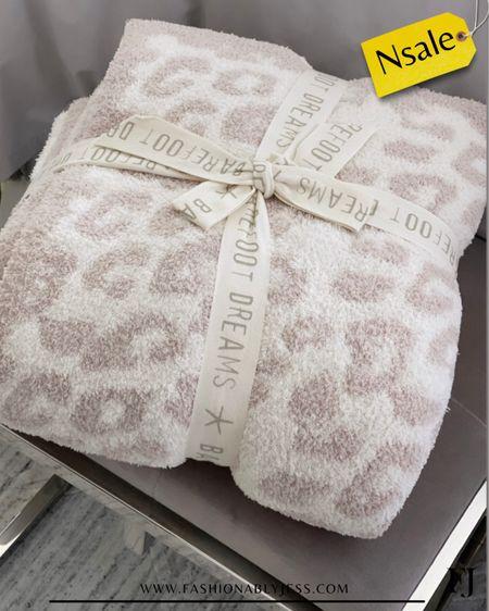 Barefoot dreams Nsale  blanket back in stock, I have this color and love it. Makes the best holiday gifts.  #LTKsalealert #LTKunder100 #LTKunder50