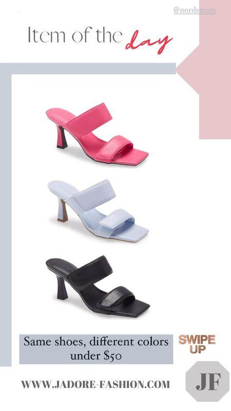 Summer shoes  #nordstromfinds #nordstrom   #LTKunder50 #LTKshoecrush #LTKunder100