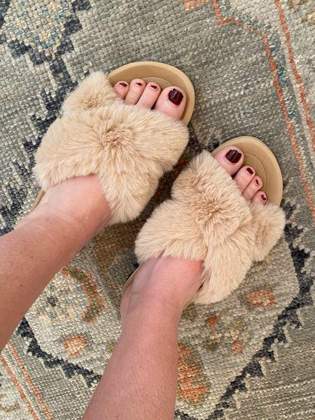 Most comfortable slippers. Ever.   #LTKshoecrush #LTKstyletip #StayHomeWithLTK