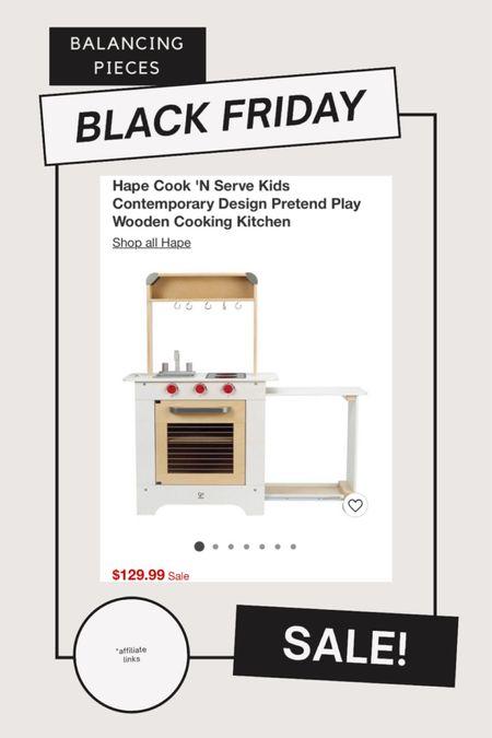 Kids Play Kitchen on sale. http://liketk.it/32pYx #liketkit #LTKfamily #LTKkids #LTKsalealert @liketoknow.it @liketoknow.it.home #blackfriday  #blackfridaysale
