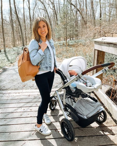 Soaking up each moment & loving for these daily walks with my little guy!  Found the BEST diaper bag/backpack - love the color, tons of handy compartments, & portable changing mat.  Screenshot any of my pics to shop in the @liketoknow.it app & give me a follow! http://liketk.it/3blVX #liketkit @liketoknow.it.family #LTKbaby #LTKfamily #LTKfit