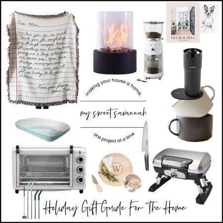 My favorite gift guide! FOR THE HOME I personally would love to receive any of these gifts this Christmas. Order by oct 31 to ensure delivery by Christmas, and do items don't sell out with the supply chain issues.   #LTKstyletip #LTKGiftGuide #LTKsalealert