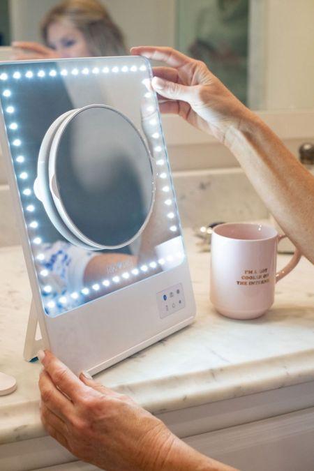 Incredible mirror on #NSale!     #LTKsalealert #LTKbeauty
