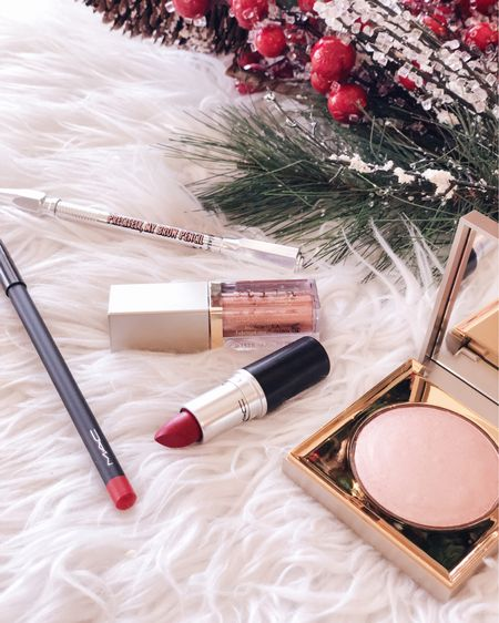 The best in holiday beauty from @maccosmetics and @stilacosmetics💄 I love adding a little shimmer to my makeup looks this time of year! What colors are you always wearing? Shop my beauty favorites via my blog link in my bio or with @liketoknow.it ! http://liketk.it/2yGd6 #liketkit #LTKunder100 #LTKunder50 #LTKholidaywishlist #LTKholidaygiftguide #holidaybeauty #maccosmetics #maclipstick #stilacosmetics #stilafreestyle #boldbravebeautiful #bestinbeauty #makeupfavorites #rewardstyleblogger #sanantonio #momblogger
