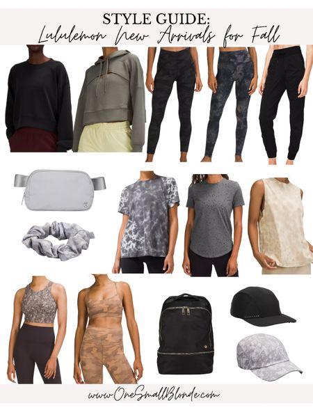 Lululemon workout essentials for fall   #LTKstyletip #LTKunder100 #LTKfit