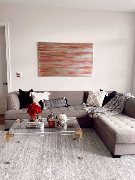 Walmart home fall decor, pumpkin decor, fall decor, boho throw pillows, affordable home decor, Halloween mug @walmart #ad #walmarthome  #LTKHoliday #LTKhome #LTKSeasonal