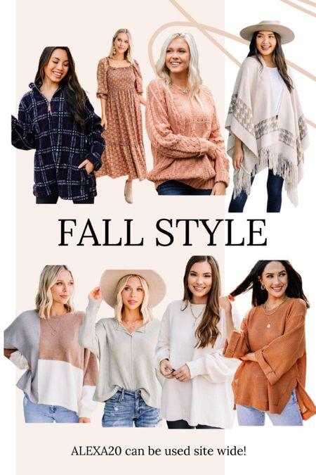 Fall style // fall outfit // sweaters //   #LTKstyletip #LTKSeasonal #LTKunder50