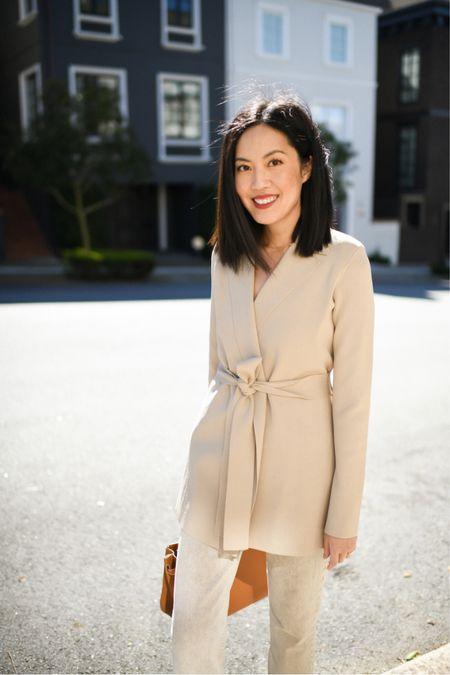 One of my all-time favorite blazer/cardigans - always polished and elegant.   #LTKworkwear #LTKstyletip