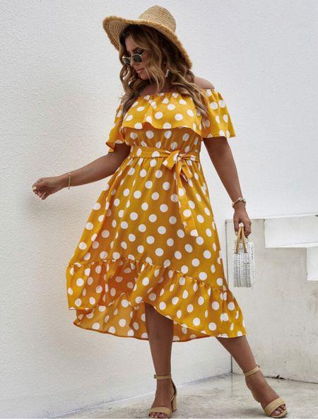 Plussize dresss /Curvysize dress/plussize fashion  #LTKcurves