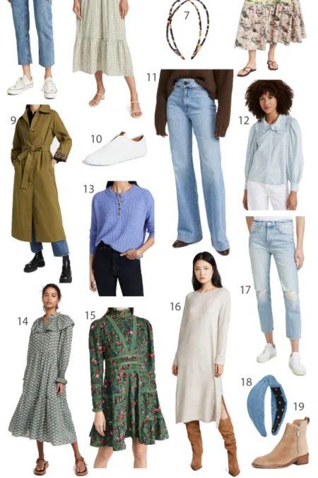 My Shopbop picks    #LTKstyletip #LTKGiftGuide #LTKsalealert