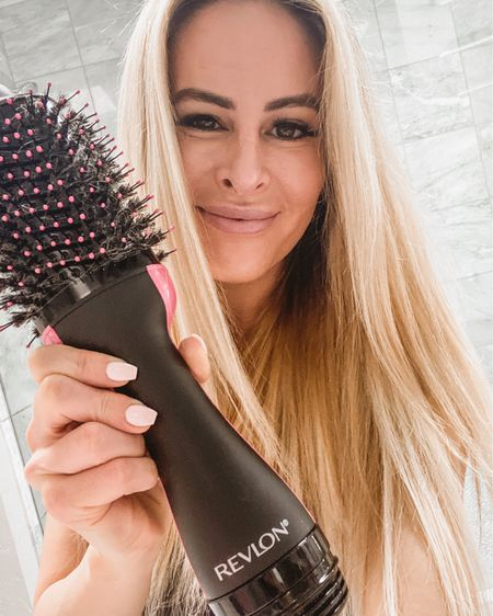 Perfect smooth blow out with this hot air brush http://liketk.it/37Lfh #liketkit @liketoknow.it #LTKbeauty #LTKunder50