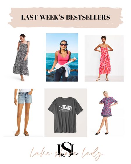 Last week's bestsellers! #liketkit @liketoknow.it http://liketk.it/3fY4H