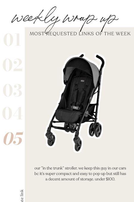 Umbrella stroller   #LTKbump #LTKbaby #LTKfamily