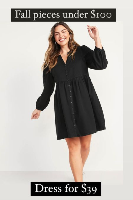 Fall dresses, fall style, fall outfit ideas   #LTKHoliday #LTKunder50 #LTKSeasonal