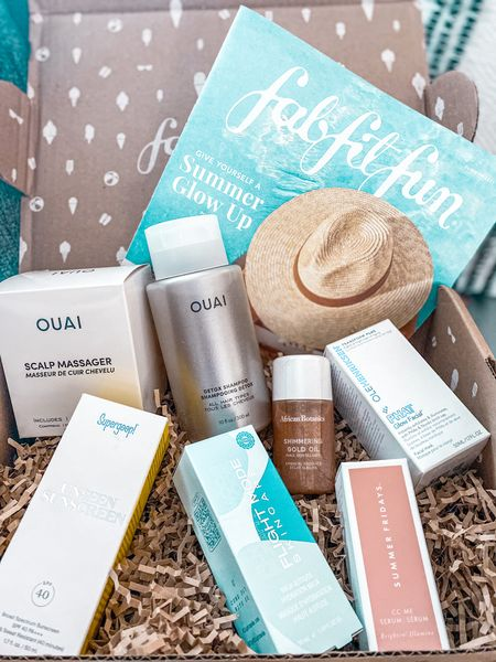 Summer skincare is key this time of year! I love it when my skin is fresh, dewy and glowing. My FabFitFun box had so many great things from face masks to dry shampoo. http://liketk.it/3gCb4 #liketkit #LTKunder50 #LTKbeauty #LTKsalealert @liketoknow.it Follow me on the LIKEtoKNOW.it shopping app to get the product details for this look and others